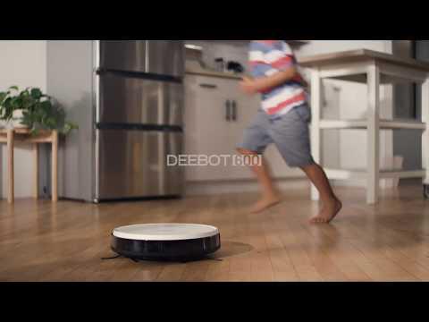 ECOVACS Lifestyle: DEEBOT 600