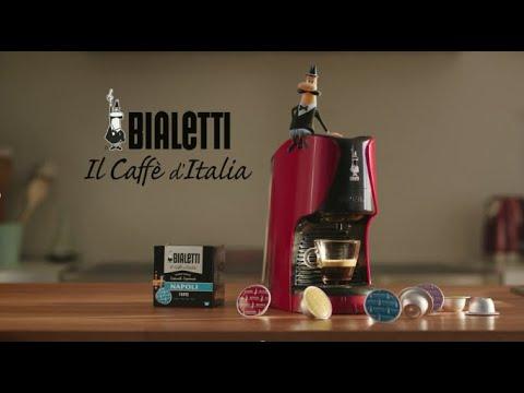 Bialetti presenta Opera, la macchina espresso dell'Omino coi baffi!