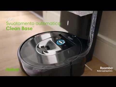 iRobot Roomba i7+ cambia per sempre il tuo modo di pulire