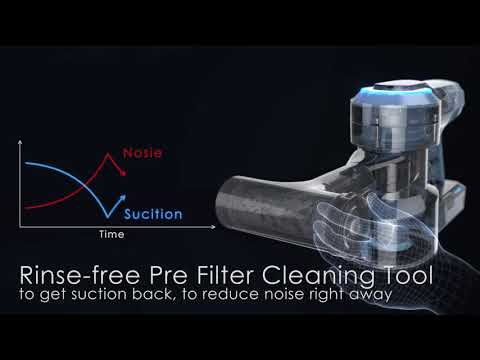 Tineco Rinse-free Filter Cleaning Tool   EN