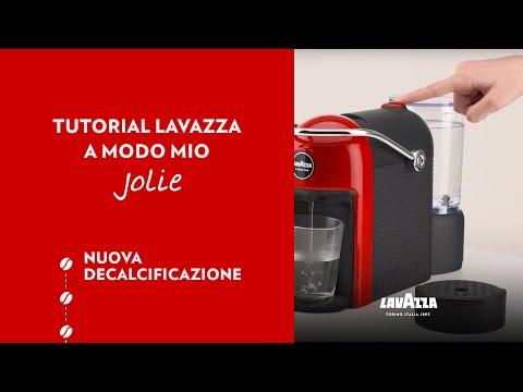 Lavazza A Modo Mio Jolie - Tutorial nuova decalcificazione   Lavazza IT