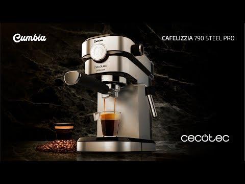 Macchina di caffe - Cafelizzia 790 steel Pro