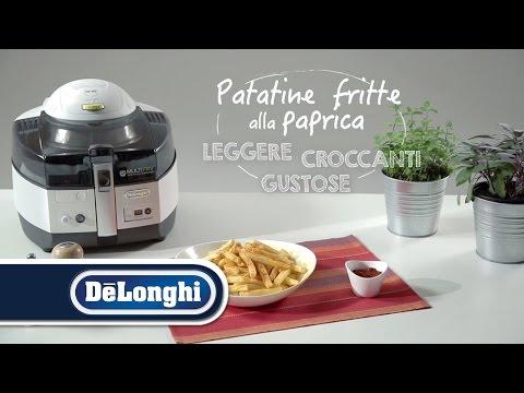 De'Longhi Multifry - Patatine fritte alla paprica
