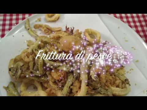 multicooker de longhi, frittura di pesce senza olio /frying pescer without oil/