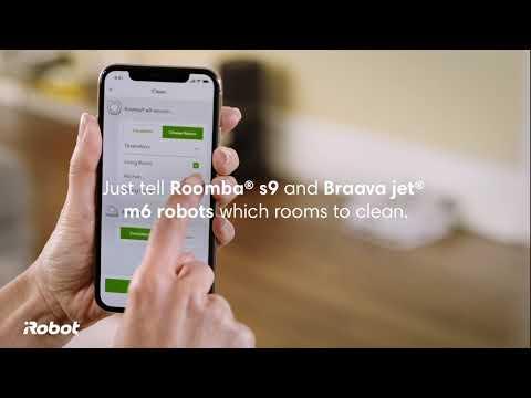 Your Partners for Clean Floors | Roomba® s Series & Braava jet® m6| iRobot®