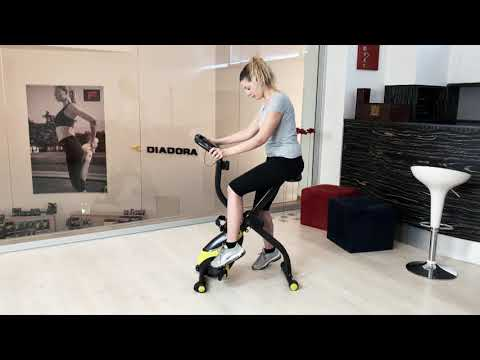 Cyclette Richiudibile Diadora Smarty Presentazione
