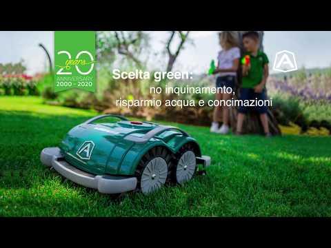 Ambrogio Robot L60 Elite | Semplice, senza installazione per piccole aree