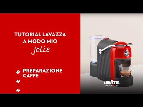 Lavazza A Modo Mio Jolie - Tutorial preparazione caffè   Lavazza IT