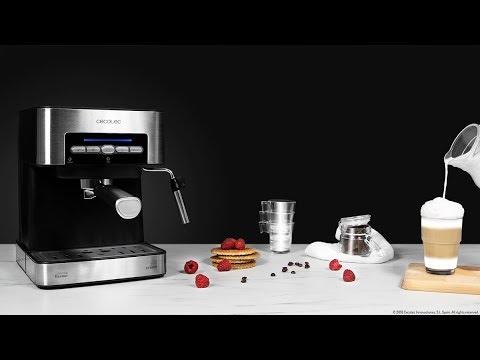 Cafetera Power Espresso 20 Matic