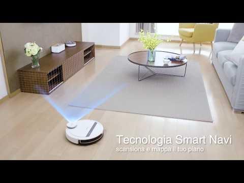 DEEBOT 900: pulizia personalizzata ed efficace