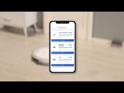 Ecco come funziona l'app ECOVACS Home