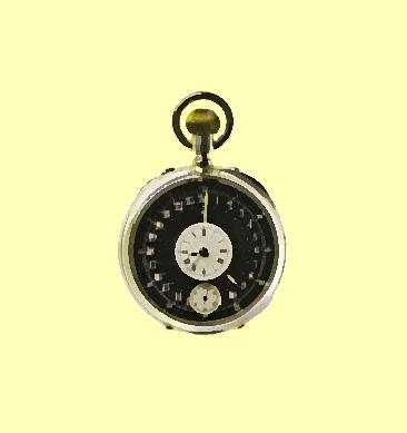 cronometro per misurare il tempo