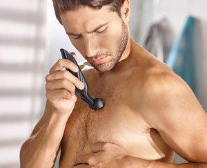 depilatore uomo