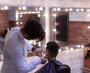 Rasoio elettrico professionale del barbiere