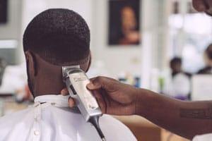 rasoio elettrico per capelli