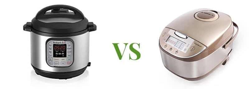 differenze tra multicooker e pentola a pressione elettrica