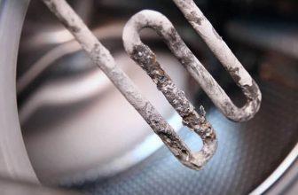 il problema del calcare dell'acqua negli elettrodomestici