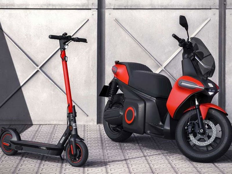 Monopattino elettrico vs scooter elettrico