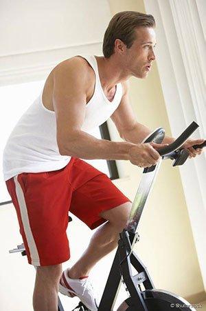 i benefici della cyclette
