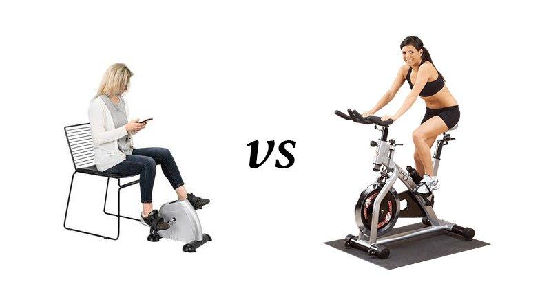 cyclette o pedaliera?