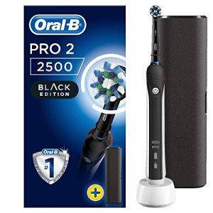 Oral-B Pro 2 2500 - CrossAction - Black Edition