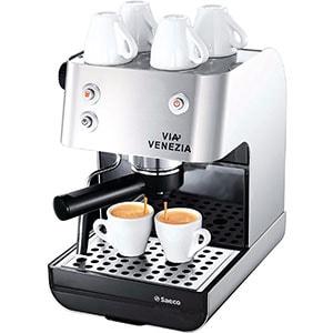 macchina caffè semi-automatica