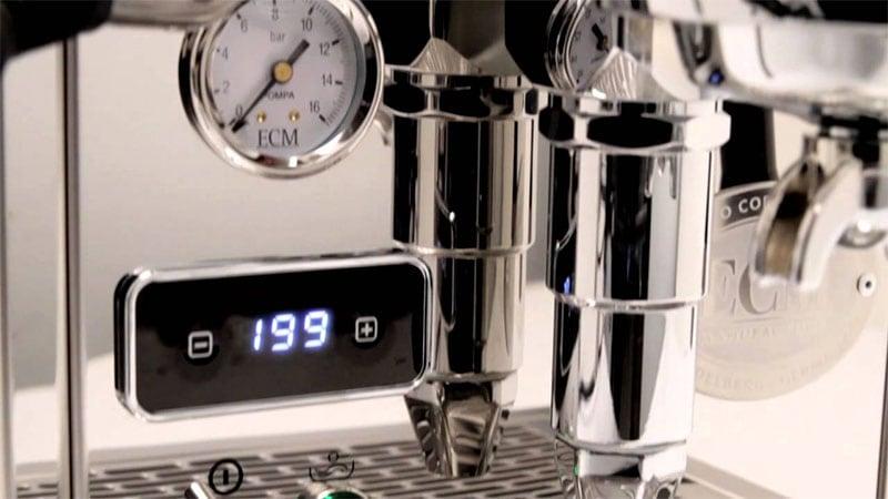 macchina caffè PID