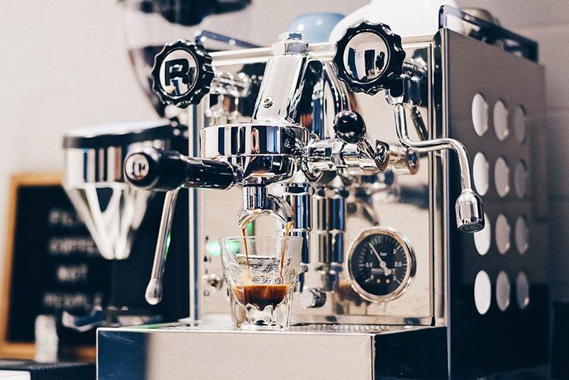 Come scegliere la macchina caffè