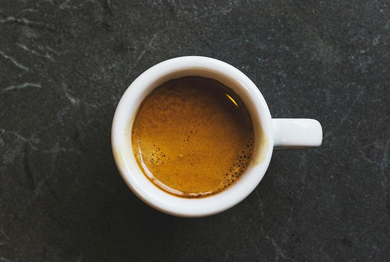 come preparare l'espresso