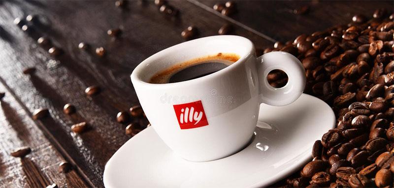 Storia del brand Illy