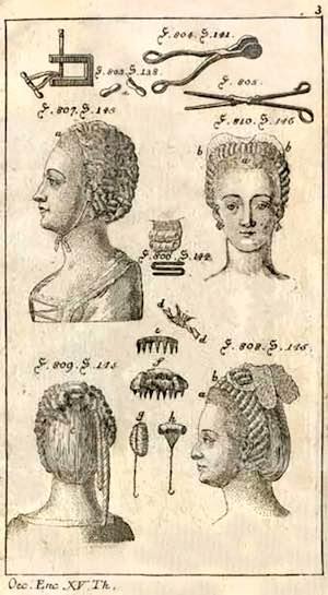 la storia della piastra per capelli