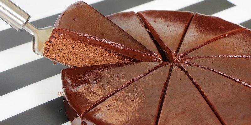 Un pò di storia sulla torta al cioccolato
